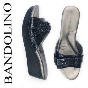 Bandolino • Platform Wedge Sandals